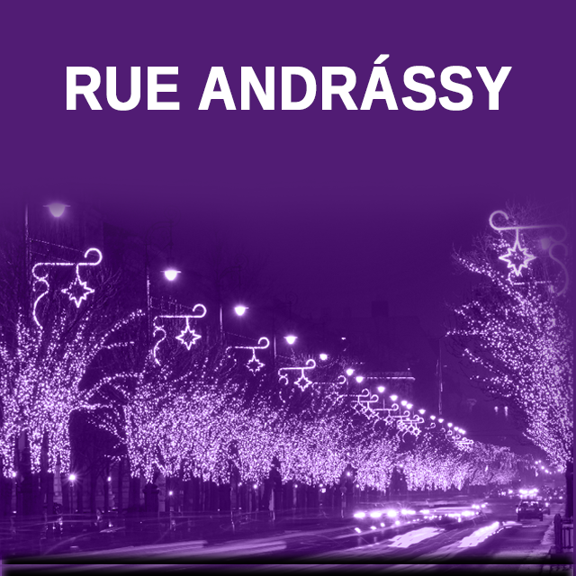 Rue Andrássy